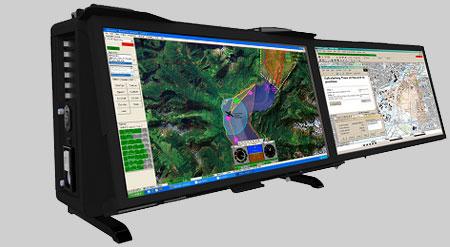 MaxPac8261XL2 MaxVision Rugged Portable Computer