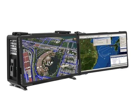 MaxPac8262XL2 MaxVision Rugged Portable Computer