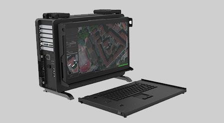 MaxPac8212ML1 MaxVision Rugged Portable Computer