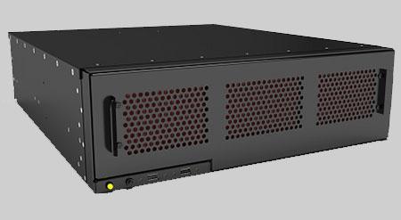 MaxRax8260-3U20 MaxVision Rugged Portable Computer
