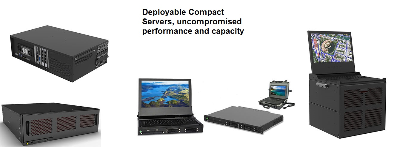Deployable Compact Servers