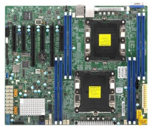 Dual Scalable Xeon Motherboard (ATX)
