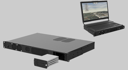 MiniRax8100 MaxVision Rugged Portable Computer