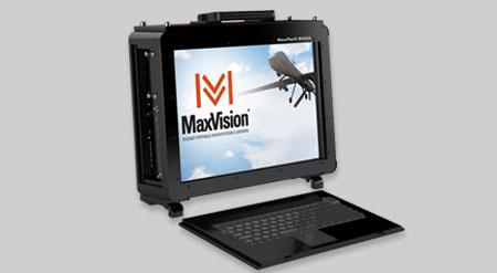 MaxPac8070A MaxVision Rugged Portable Computer