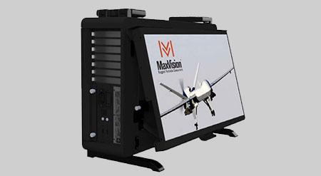 MaxPac8010SL1 MaxVision Rugged Portable Computer