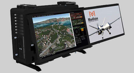 MaxPac8010SL2 MaxVision Rugged Portable Computer